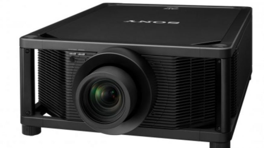 Test HCFR du Sony VPL-VW5000ES, projecteur video 4K_laser, THDG,