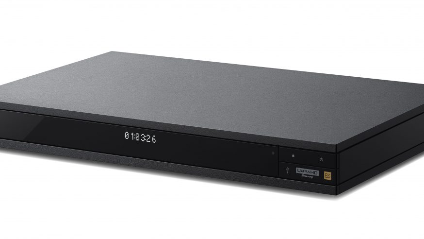 Test HCFR du lecteur Bluray UHD Sony UBP-X1000ES