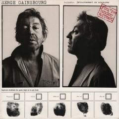 Gainsbourg You're Under Arrest