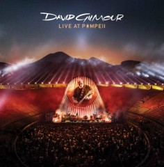 Gilmour Live At Pompeii