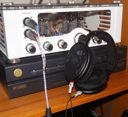 Dac MSB - ampli RKV3 - HD660S