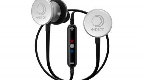 Test HCFR des écouteurs Bluetooth Elipson In-Ear N°1