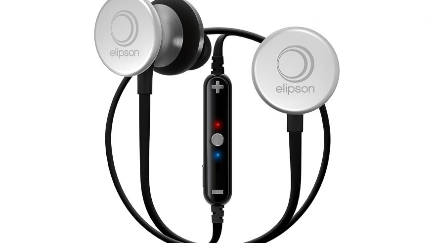 Test HCFR des Elipson In-Ear N°1, écouteurs Bluetooth