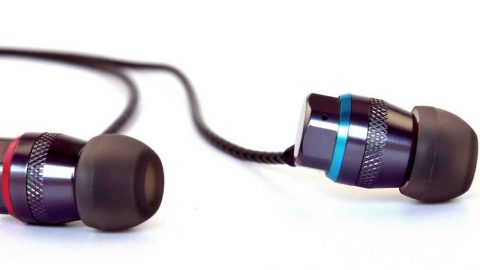 Test HCFR des Erdre Audio D201G, écouteurs intra-auriculaires