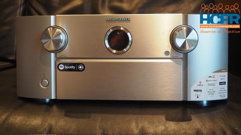 Video HCFR : Marantz SR8012, intégré HC 11 canaux – Unboxing
