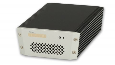Test HCFR du SOtM sMS-200, serveur audio