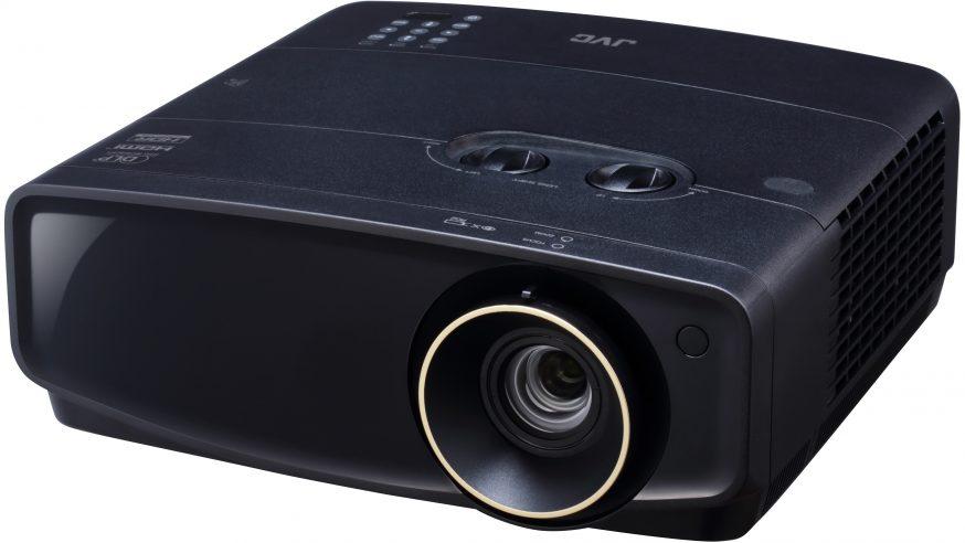 JVC LX-UH1, nouveau projecteur DLP 4k simulé