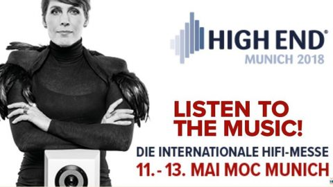 High End Munich 2018 – J0 –