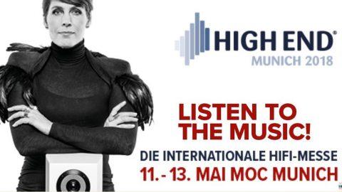 High End Munich 2018 – J0 –
