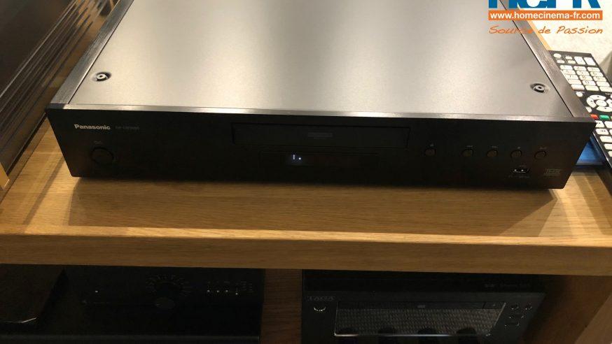 Le nouveau lecteur BRD UHD Panasonic UB9000 se dévoile à Paris