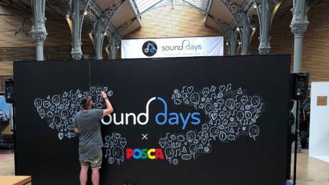 Sound Days, Paris, – J2 –