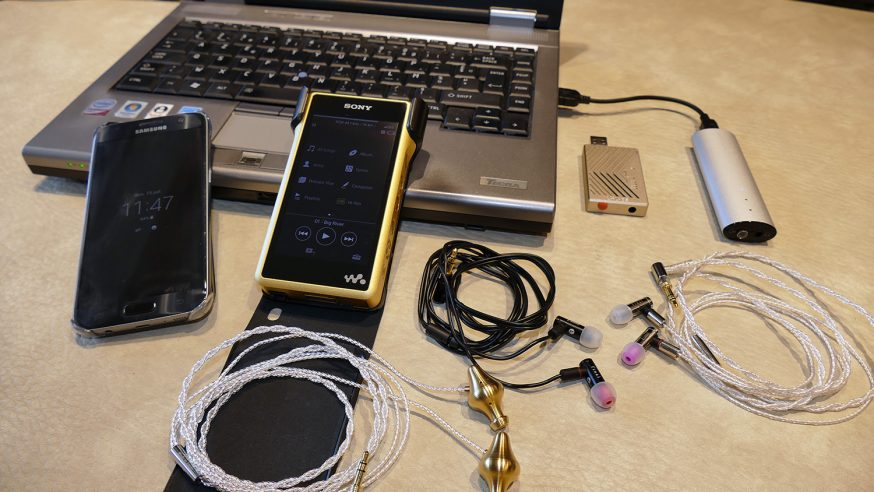 Test HCFR des Final Audio Design E5000, E4000 et Piano Forte VIII-T, écouteurs intra-auriculaires