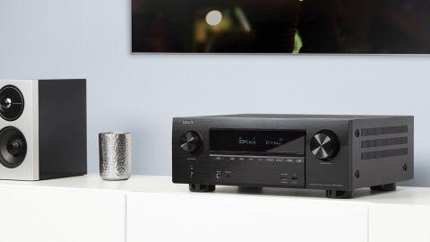Denon AVR-X3500H et AVR-X4500H, nouveaux intégrés de la gamme 2018-2019