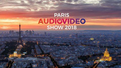 Paris Audio Video Show 2018 – Samedi 20 et Dimanche 21 Octobre