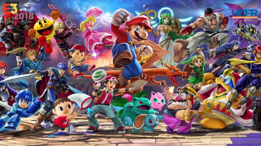 HCFR reportage : Événement Nintendo Paris Post-E3 2018 : Le Débriefing