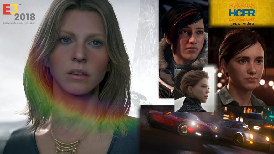 HCFR le Podcast Jeux-Vidéo, RTM5 – Retour sur l'E3 2018
