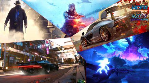 [VIDEO] La GamesCom 2018 sur HCFR : C'est parti !