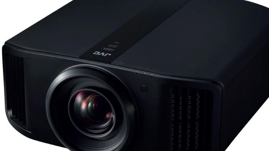 HCFR video : nouveaux projecteurs 4K natifs JVC DLA-N5 & DLA-NX9 e-shift 8K – video de présentation et impressions à chaud