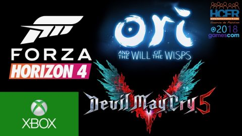 [VIDEO] GC2018 : Les jeux du stand Xbox – Devil May Cry 5, Forza Horizon 4, Ori and The Will of the Wisps