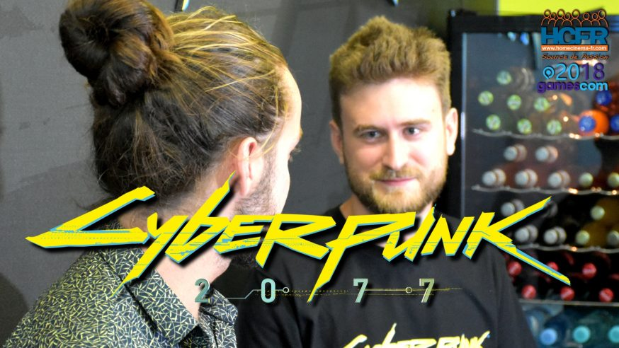 [VIDEO] Cyberpunk 2077, Partie 2 – Interview de Richard Borzymowski Producteur chez CD Projekt RED