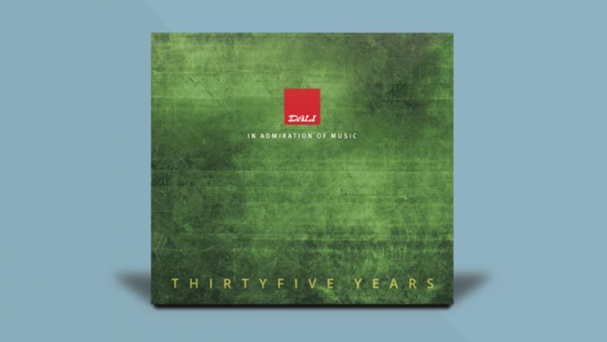 Dali CD vol.5 : des enregistrements inédits par une marque qui aime vraiment la musique