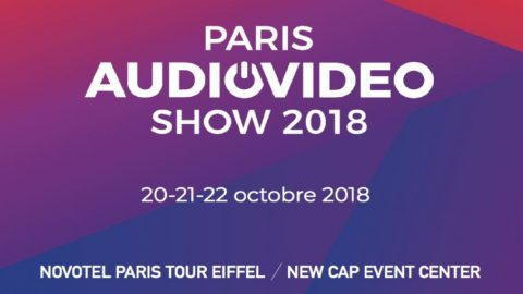 Paris Audio Video Show 2018 – c'est ce WE