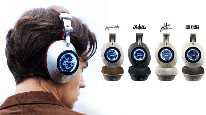 "Debussy Audio lance sa campagne Kickstarter pour le ""Prélude"", Casque Audio autonome Made in France"