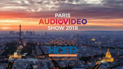 Reportage HCFR : Paris Audio Video Show 2018