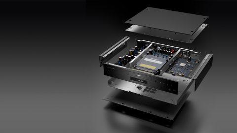 Video unboxing du Panasonic DP-UB9000, lecteur Ultra HD Blu-Ray 4K reçu pour test HCFR