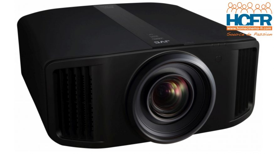 Video unboxing du JVC DLA-NX9, projecteur 4K natif, e-shift 8K, reçu pour test HCFR
