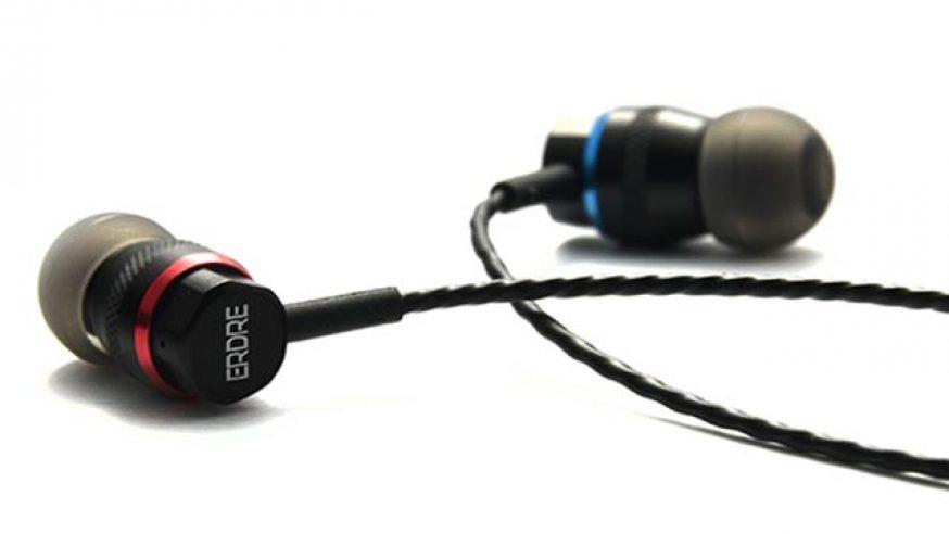 Test HCFR Erdre Audio D202, écouteurs intra