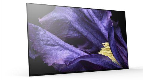 Test HCFR Sony KD-65AF9, TV OLED