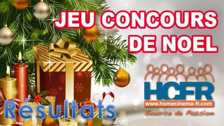 Jeu-Concours HCFR 2018 – Résultats