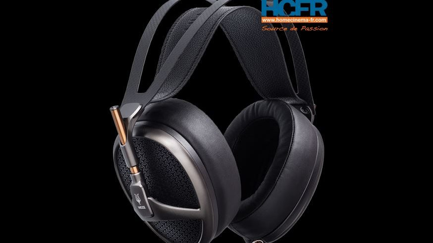 Video HCFR : Meze Audio Empyrean, casque audio – Unboxing