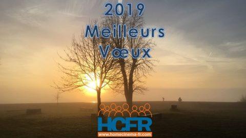 Association HCFR – Meilleurs Vœux pour la Nouvelle Année 2019
