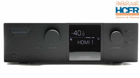 Test HCFR Trinnov Altitude 16, pré-ampli_processeur audio 16 canaux