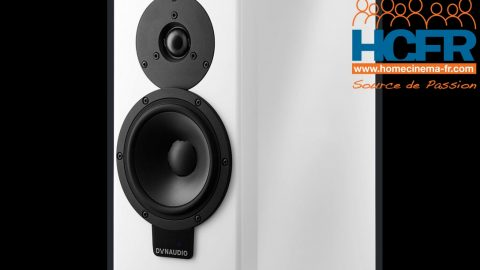 Test HCFR Dynaudio Xeo 20, enceintes actives