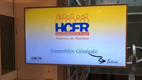 Association HCFR au Luxembourg, Samedi 11 Mai, AG 2019 au Casino 2000 & Journée de Rencontres chez Cinemotion