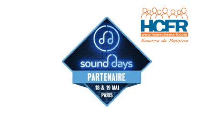 SoundDays, Le Carreau du Temple à Paris, J-3
