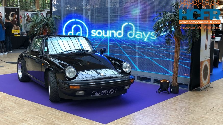 Sounddays, Le Carreau du Temple, Paris, – J2 –