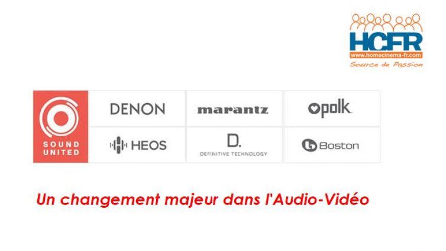 Une Révolution : SoundUnited (Denon_Marantz) rachète Onkyo_Pioneer