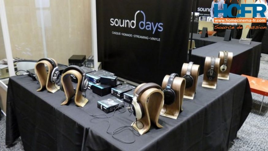 SoundDays, Le Carreau du Temple à Paris, c'est demain