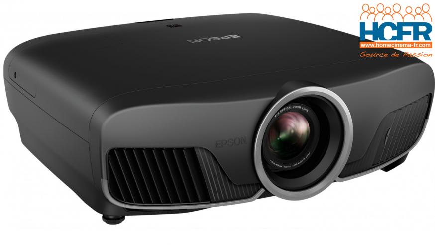 Test HCFR de l'EPSON EH-TW9400, projecteur 1080p