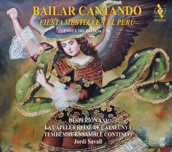Jordi Savall Bailar Cantando (AVSA9927)