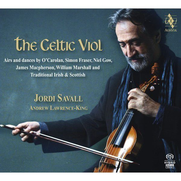 Jordi Savall The Celtic Viol (AVSA9865)