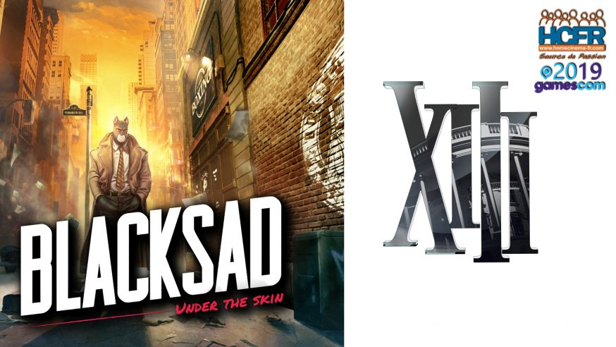 [VIDEO] #GC2019 : Retours sur XIII et Blacksad: Under the Skin du Stand Microids