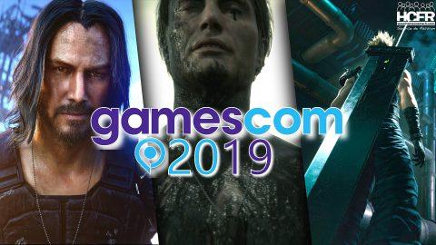 [VIDEO] L'Association HCFR sera présente à la GamesCom 2019 – Suivez le Salon avec nous à partir du 20 Août