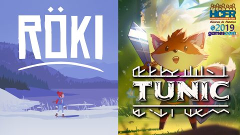 [VIDEO] #GC2019: Retours sur Röki et Tunic