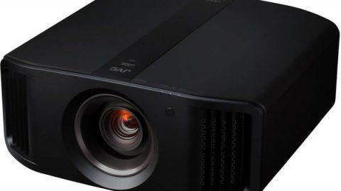 Test HCFR JVC DLA-N7, projecteur 4K