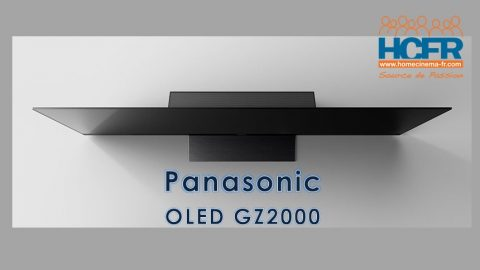 Test HCFR Panasonic TX-65GZ2000, TV OLED